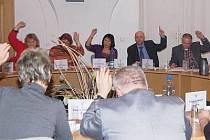 Čtvrté zasedání sušických zastupitelů