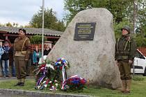 Jako každý rok, tak i letos si v Horažďovicích 6. května připomněli osvobození města americkou armádou.