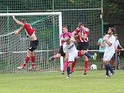 Fotbalová příprava: TJ Start Luby - SK Klatovy 1898