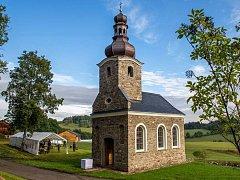 V neděli byla slavnostně vysvěcena kaple ve Vatěticích.