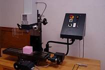 CNC stroje, které dostanou základní školy na Klatovsku