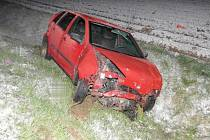 Nehoda u Chanovic.