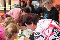 Pochod proti jadernému úložišti v Pačejově