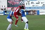 Fotbal, divize A: Klatovy - Táborsko B