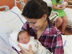 Kristýna Kastnerová z Chlumčan (3520 gramů)  se narodila v klatovské porodnici 21. října ve 14.31 hodin. Rodiče Renata a Jaroslav věděli dopředu, že jejich prvorozené miminko bude holčička.