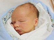Marek Simeth z Lub (4010 g, 50 cm) poprvé zakřičel v klatovské porodnici 8. března v 15.25 hodin. Z narození syna se radují rodiče Hana a Jakub.