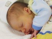 Ondřej Strapek z Nýrska (2920 g, 51 cm) se narodil v klatovské porodnici 25. dubna ve 2.47 hodin. Maminka Nikola věděla, že její prvorozené dítě bude syn.