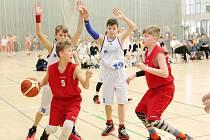 Ve dnech 29. dubna až 1. května se v Plzni konalo Národní finále basketbalu U12 v Plzni.