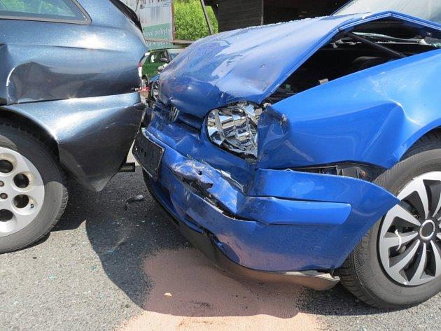 Nehoda vNeznašovech.