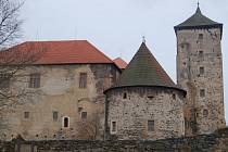 Na hradě Švihov se bude natáčet