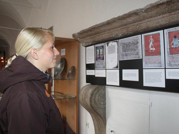 Výstava o Půtovi Švihovském v horažďovickém muzeu