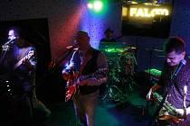 Koncerty ve Falconu v Klatovech před koronavirovou krizí.