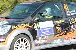 Rally Agropa 2015, RZ 1 Nehodív - Strážovice
