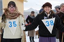 Zahájení zimní sezony na Šumavě