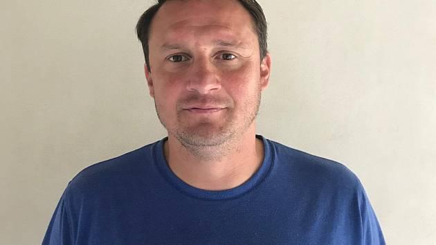 Trenér Klatov Michal Hoffmann.
