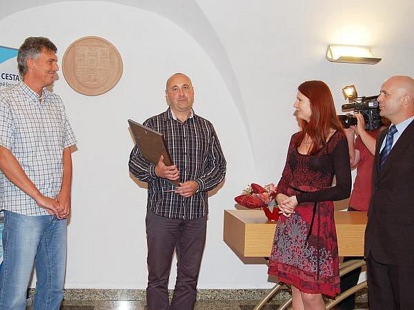 Sušická společnost 2P SERVIS s. r. o. získala ochrannou známku Práce postižených