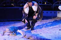 Berousek cirkus Sultán v Klatovech