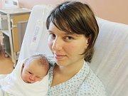 Ondřej Cibulka zKanic (3640 g) se narodil vklatovské porodnici 12. září v11.10 hodin.  Rodiče Anna a Ondřej přivítali svého miminko na svět společně, že to bude chlapec do poslední chvíle nevěděli.