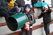 Fotbal, 1. B třída, sk. B: Chanovice (oranžoví) - Hradešice
