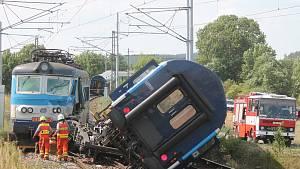 Srážka vlaků uzavřena. Výpravčí a signalista dostali podmínky