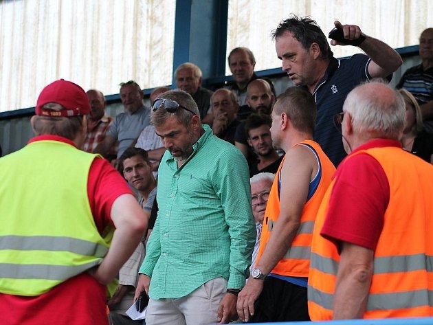 Pohárový fotbalový zápas Klatovy – Most