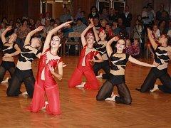 Taneční soutěž v Klatovech