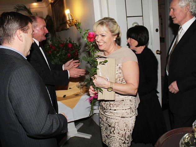Jubilejní 20. galavečer Rotary Clubu Klatovy