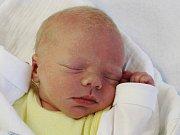 Kryštof Pollak zHoražďovic (2840 g, 48 cm) se narodil vKlatovech 14. září ve 22.30 hodin. Rodiče Zuzana a Josef přivítali syna na svět  společně. Doma se těší Matěj (3).
