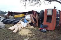 Nehoda u Horažďovic