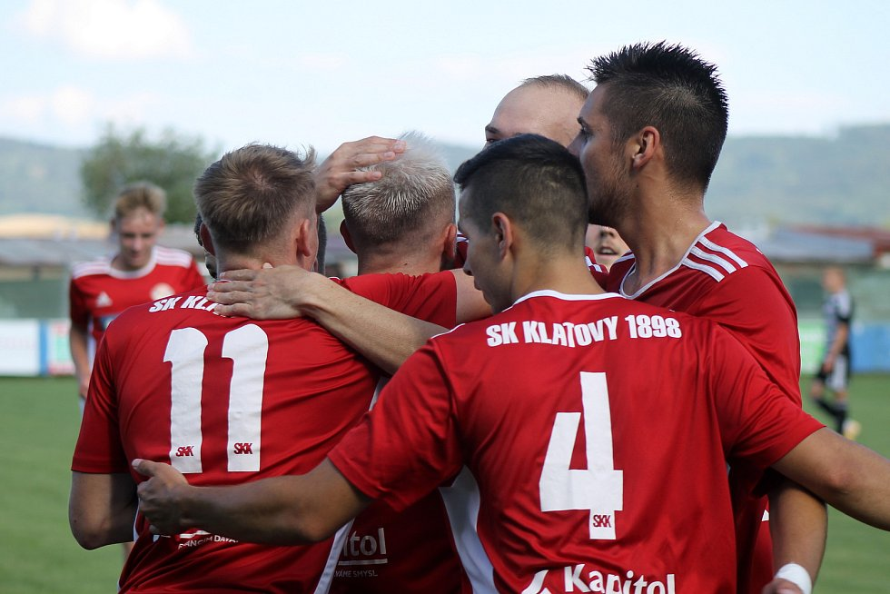 1. kolo FORTUNA divize A: SK Klatovy 1898 - SK Dynamo České Budějovice B 2:1 (1:0).