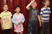 Ve strážovské školce se děti nenudí