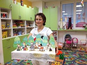 Dětské oddělení Klatovské nemocnice v novém.