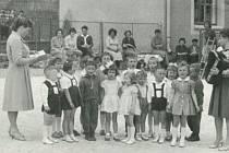 Škola v Nezdicích.