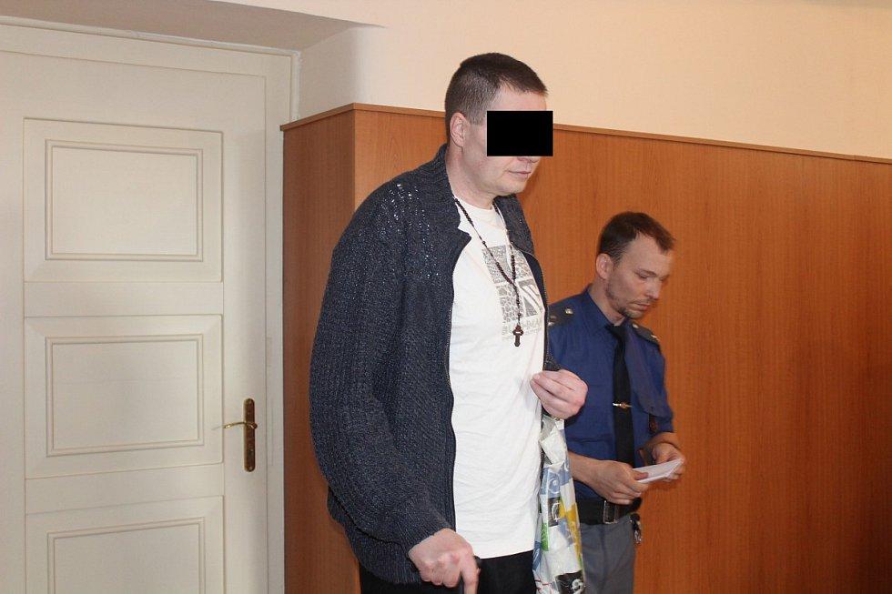 M. H. u klatovského soudu
