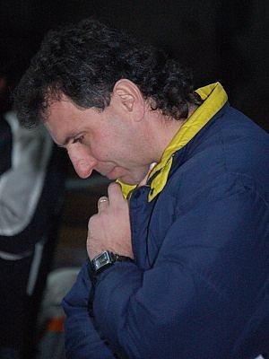 Trenér Jiří Kučera poznával úroveň druholigové soutěže a sílu svého nového družstva.
