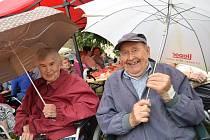 Seniorfestival v Klatovech