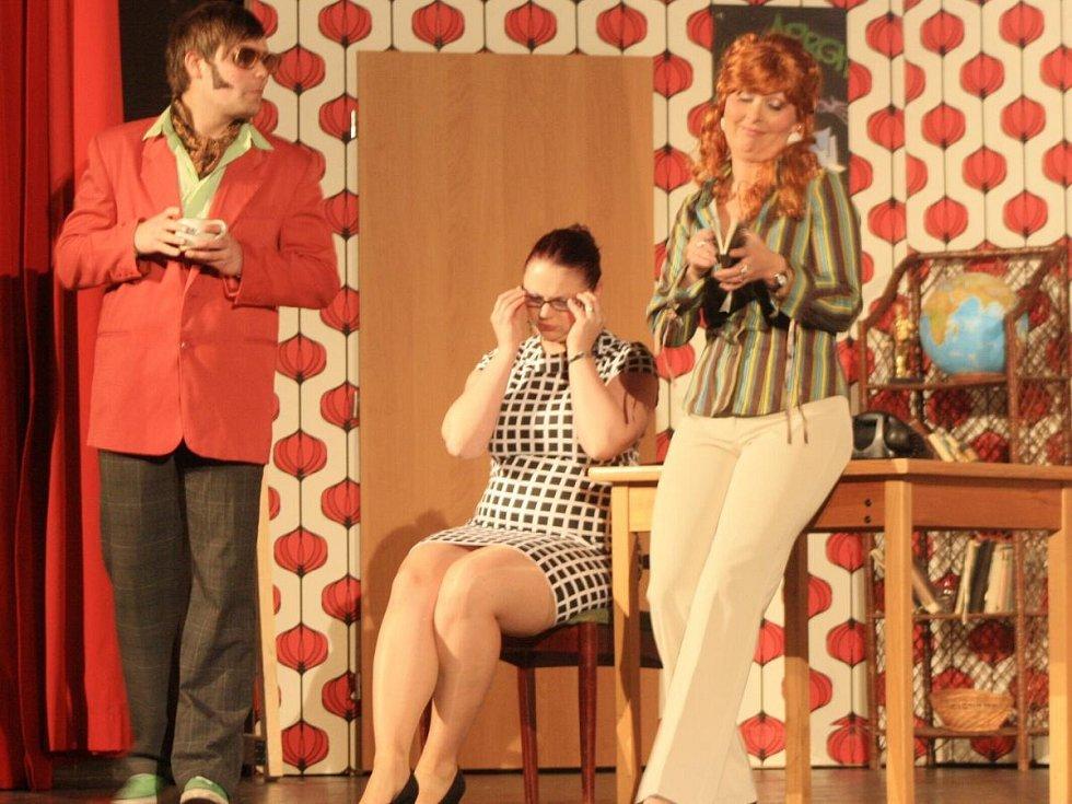 Divadelní přehlídka v Horažďovicích 2014