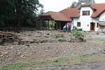 Povodně v Kocourově