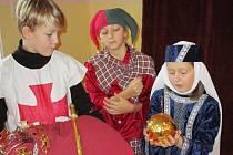 Projekt Advent – Vánoce – Nový rok v bezděkovské škole.