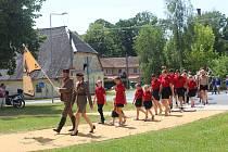 Tělocvičná jednota Sokol Bezděkov oslavila v těchto dnech sto let od svého vzniku.