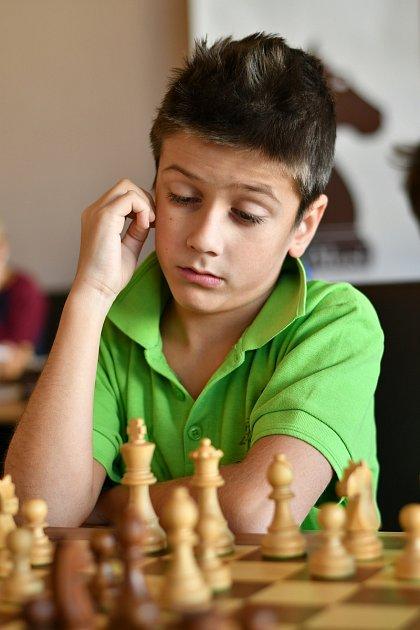 Šachklub Sokol Klatovy vychoval řadu talentovaných hráčů a hráček. Například Martina Bukvaje (na snímku).