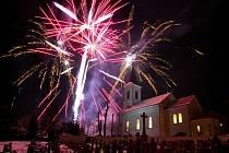 Zahájení oslav v Pačejově.