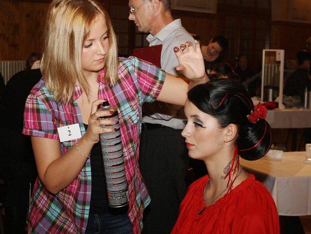 Glamour 2014 v Sušici.