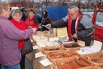 Farmářské trhy 6. listopadu v Klatovech
