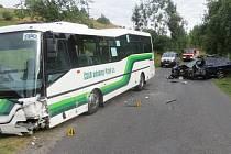 Nehoda u Chlistova.