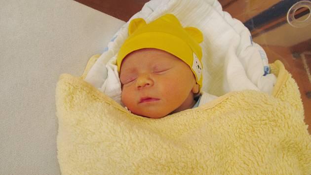 JAN STRAPEKz Milenců se narodil v klatovské porodnici 4. listopadu v 19.55 hodin (2370 g, 44 cm). Rodiče Pavlína a Jan přivítali očekávaného prvorozeného syna na porodním sále společně.