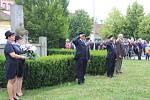Oslava hasičů 140 let ve Švihově.