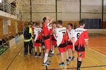 2. liga dorostu, skupina 1 2017/2018: Klatovy - Sokolov