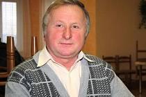 Starosta Lomce František Skála