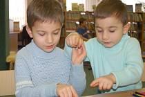 Na všech  základních školách v Klatovech se včera konaly  zápisy dětí do prvních tříd.